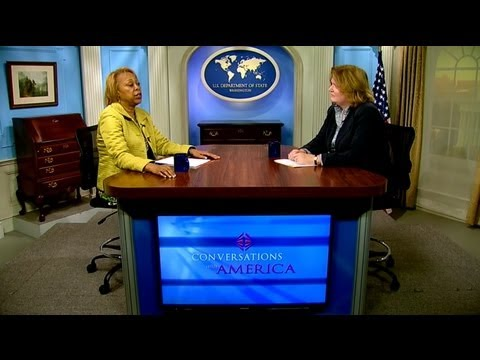 Conversations With America: The Human Face of Foreign Policy