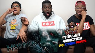 Download Morbius Teaser Reaction Mp3 and Videos