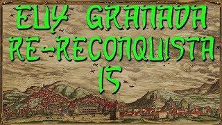 EU4 (heute Stream) Granada Re-Reconquista 15 Kastilien stirbt (Deutsch / Let