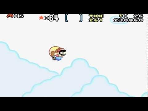 Avicii Levels- Super Mario World Version- Butter Bridge 1 & 2