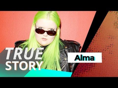 Alma hat eine Doppelgängerin #TrueStory