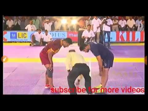FEDERATION CUP 2018/KABADDI/KARNATAKA V.S UTTARAKHAND