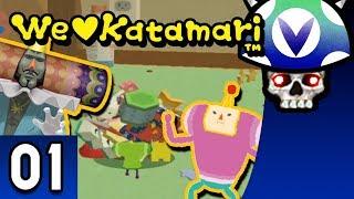 [Vinesauce] Joel - We Love Katamari ( Part 1 )