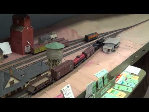 Op session at the Missabe Northern Railway