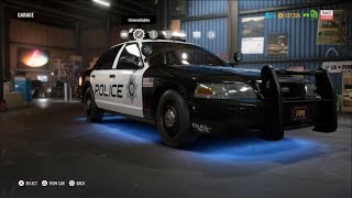 NFS Payback: Police Crown Victoria