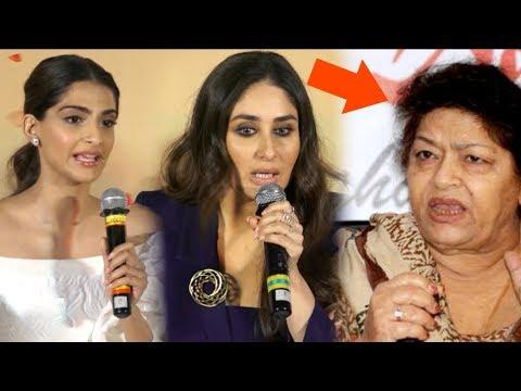 Kareena Kapoor & Sonam's ANGRY Reaction On Saroj Khan's Casting Couch Controversy- Veere Di Wedding