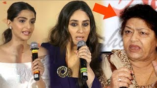 Kareena Kapoor & Sonam's ANGRY Reaction On Saroj Khan's Casting Couch Controversy- Veere Di Wedding