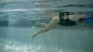 Swimming - Freestyle - Flutter-Kick Basics