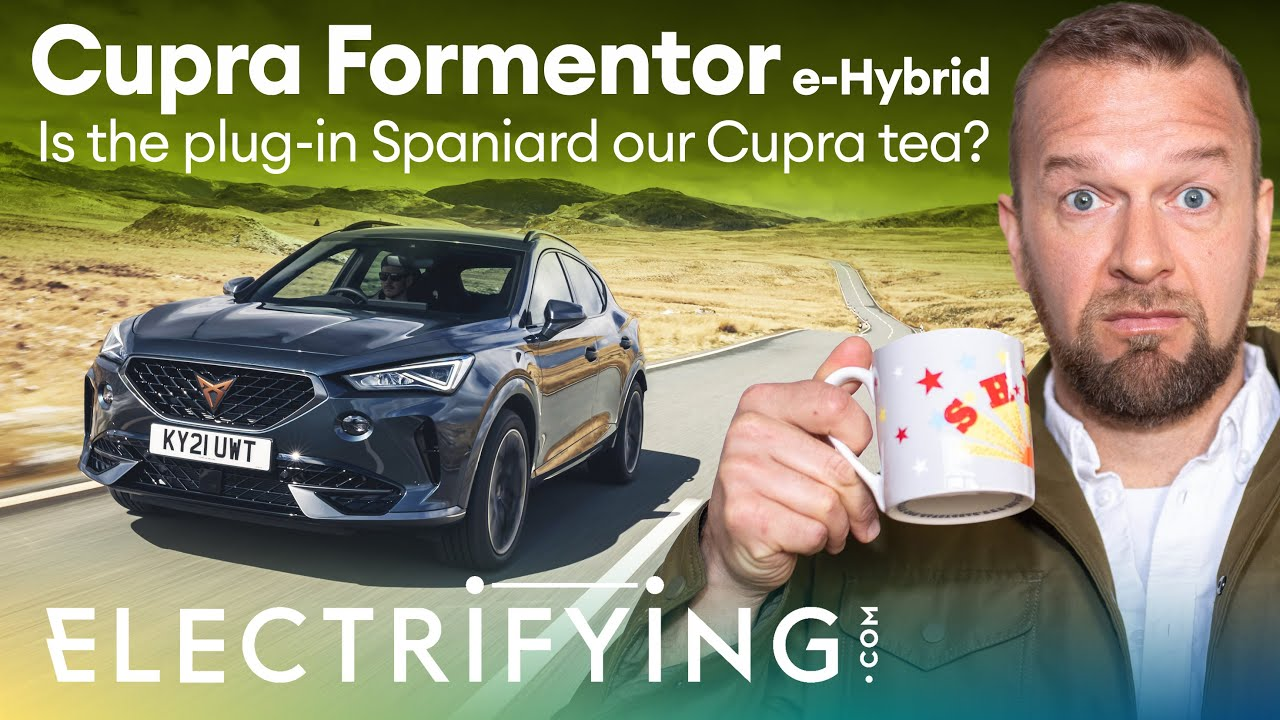 Cupra Formentor e-Hybrid 2021 review: Is this plug-in SUV our Cupra tea? / Electrifying
