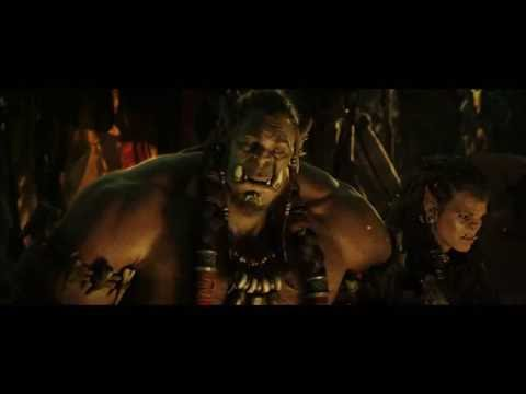 "Warcraft DELETED SCENE ""Orcs Discuss Fel"""