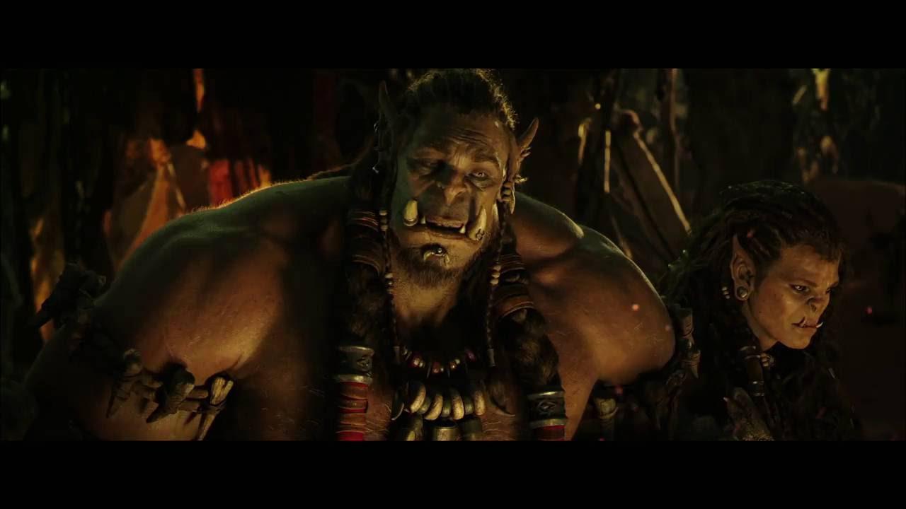 Warcraft Deleted Scene Orcs Discuss Fel Youtube