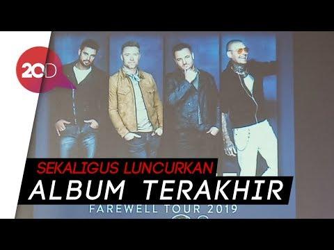 Konser Perpisahan di Jakarta, Boyzone Akan Beri Suguhan Berbeda Mp3