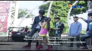 QEZZHIN [Laguku Dubstep] Live At Inbox (12-07-2014) Courtesy SCTV