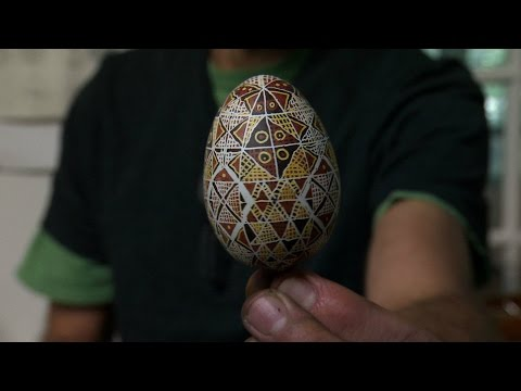 Unbelievably Cool Easter Eggs