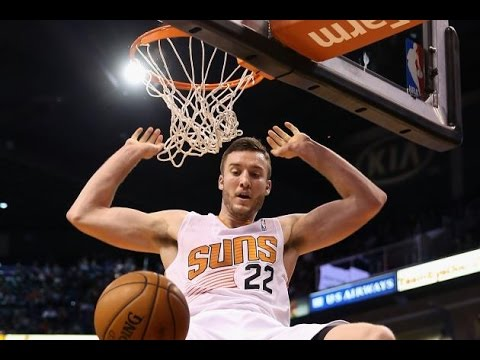 Miles Plumlee's Top 10 Dunks Of His Career