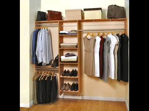 cedar green closet system 1