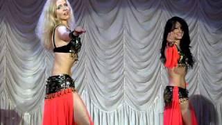 Шоу-группа, школа восточного танца Аллы Кушнир