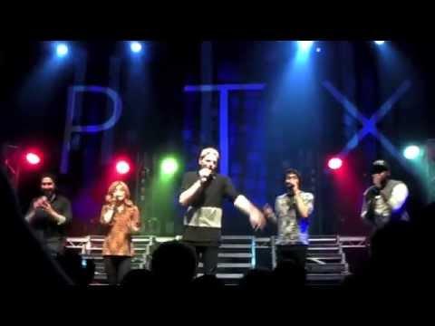 Pentatonix Evolution of Music Live
