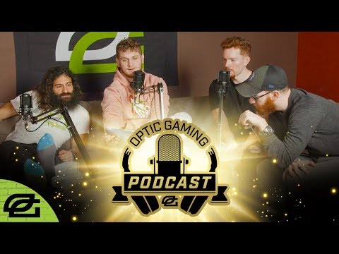 Former Esports Players, Our Favorite Movies, and Detective Pikachu! | OpTic Podcast Ep 72