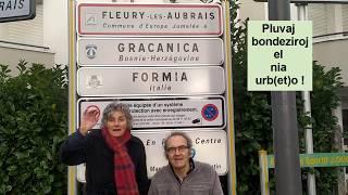 Mia Asocio, Mia Urbo – Pierre Dieumegard – Orléans, Francio