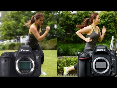 Canon 6D vs Nikon D600 - 'Super Middleweight' championship