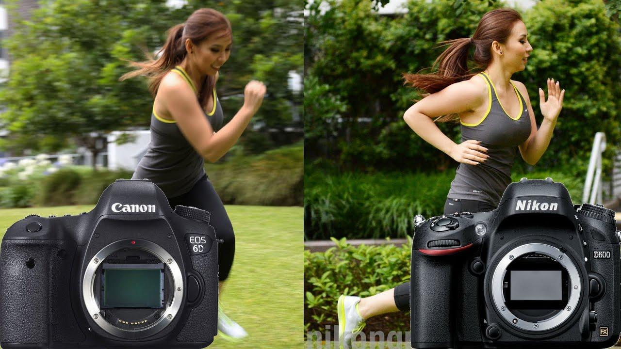 Canon 6d Vs Nikon D600 Super Middleweight Championship