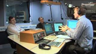 Hawking co-scientist Roger Penrose debunks M-theory on Christian Radio