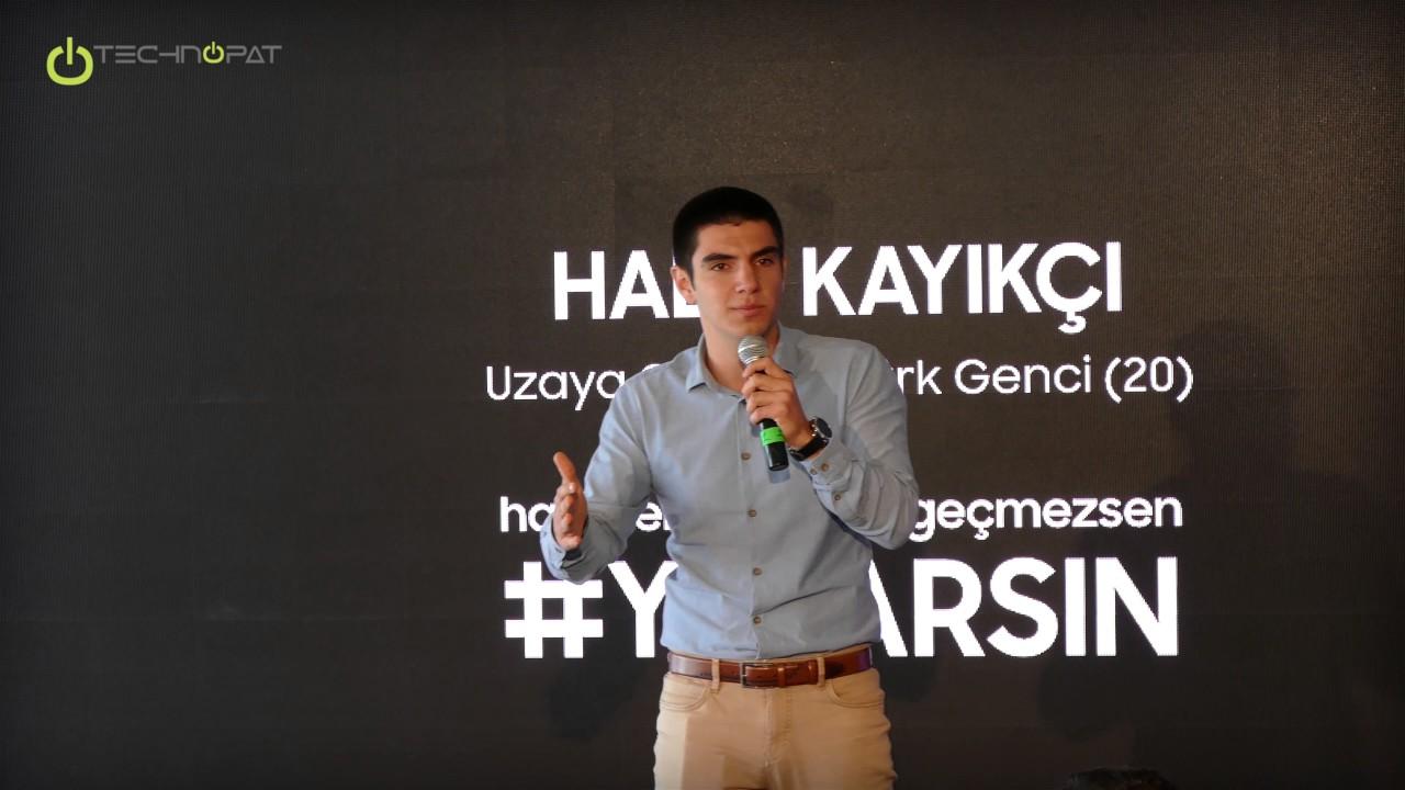 Halil Kayıkçı Ilk Türk Astronot Youtube