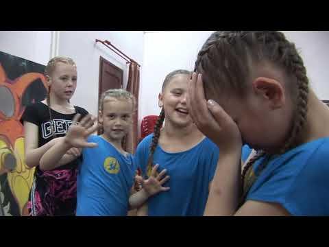 """Коллектив современного танца """"Эликсир"""" (Южа, 2018 г)."""
