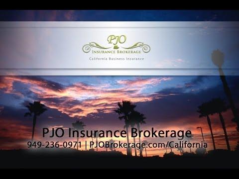 Orange County California Business Insurance | PJO Brokerage