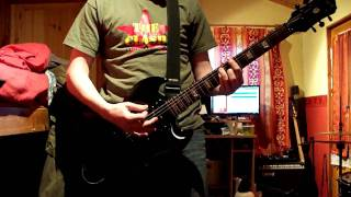 Borstal Breakout - Sham 69  - guitar cover
