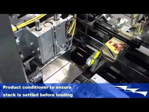 Stick Pack Cartoner | AF-RBX - AFA Systems