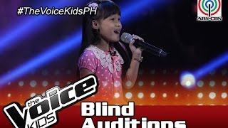 """The Voice Kids Philippines 2016 Blind Auditions: """"Saan Darating Ang Umaga"""" by Yessha"""