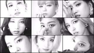 "TWICE ""Eyes wide open"" CONCEPT FILM OT9 MIX"