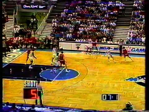 109c80b9e37 Penny Hardaway Greatest Games: 39 Points vs Chicago Bulls (1995 ...