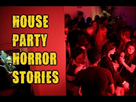 3 Disturbing True House Party Horror Stories