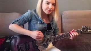Tieflader - Verstarker guitar by Alex S