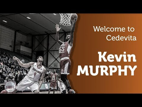 Kevin Murphy welcome to Cedevita I KK Cedevita TV