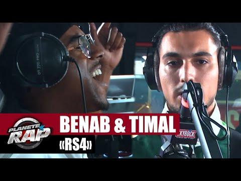 Youtube: Benab feat. Timal & Kofs«RS4» #PlanèteRap