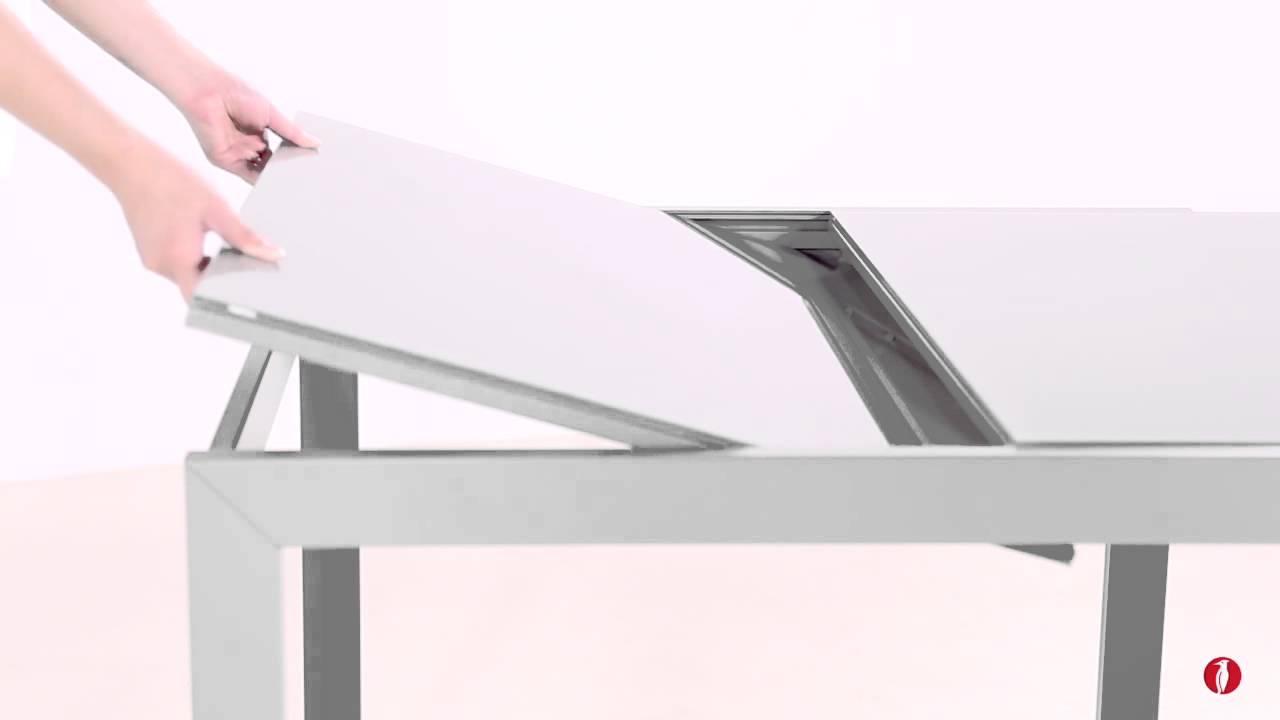 Tavoli Allungabili Vetro | Tavolo Spyder Cattelan ...