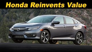 2016 / 2017 Honda Civic Review and Road Test | DETAILED in 4K UHD!