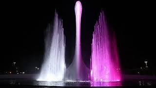 Mission Impossible /  Поющий фонтан / Сочи / Олимпийский парк / Чаша Олимпийского огня
