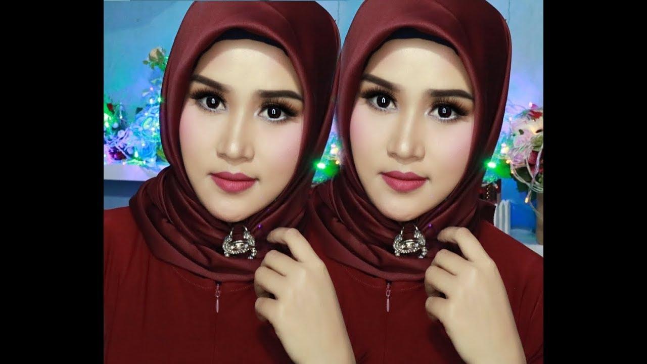 Hijab Segi Empat Satin Valvet Tren Kekinian Cantik Simple Mewah Elegan Dengan Tren Kekinian Youtube