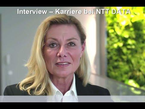Karriere bei NTT DATA