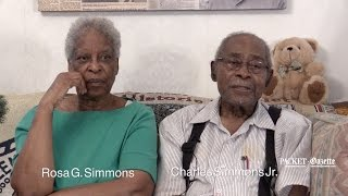 """The sign was removed to accommodate a new residential development off Spanish Wells Road called """"Silver Moss."""" But many are asking, even given the new development, why """"Captain Sims Road"""" couldn't have remained. We talked to the family of the late Mr. Simmons, and the developer."""