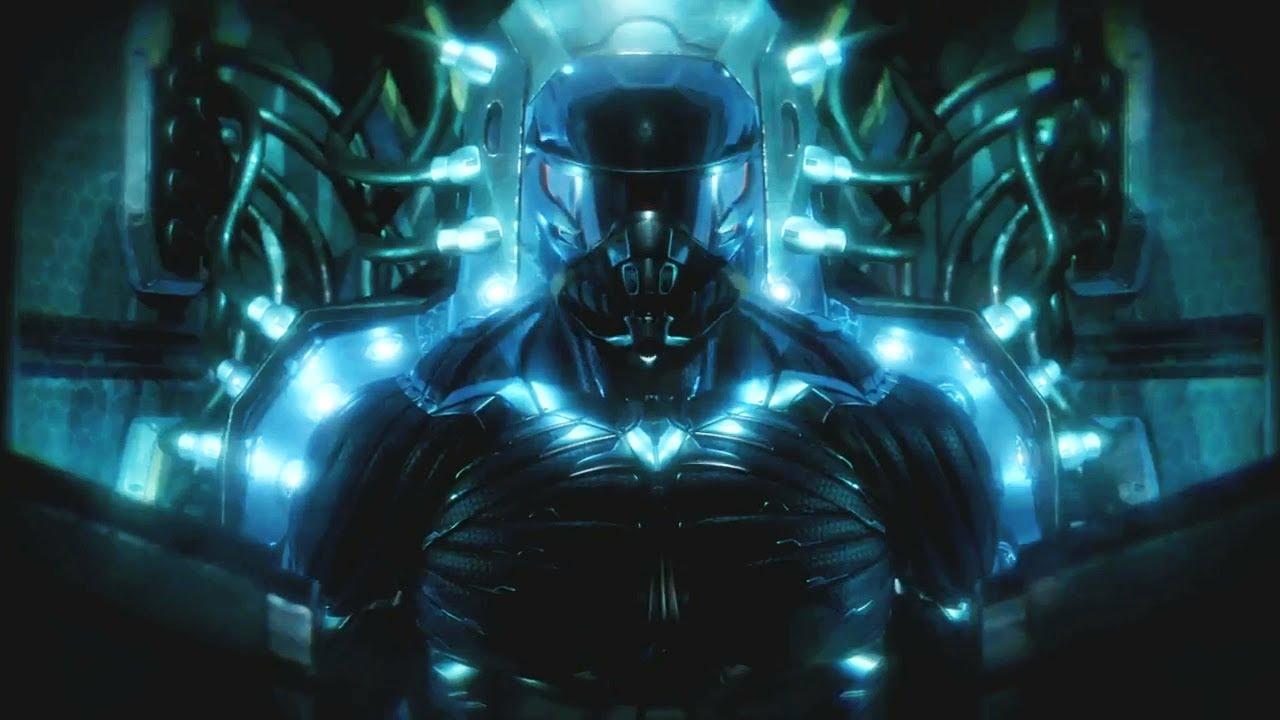 Crysis 3 Nanosuit Trailer Youtube