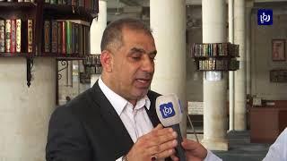 الملك يوجه بإعادة تأهيل المسجد الحسيني - (18-7-2019)