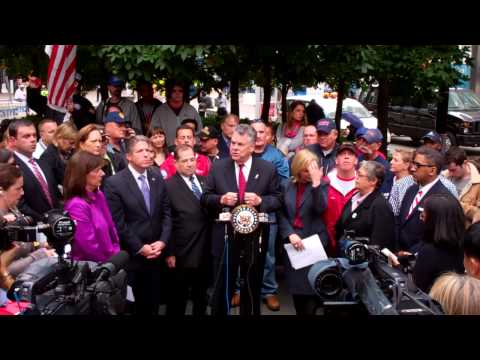 New York Delegation, First Responders, and Survivors on Sequester