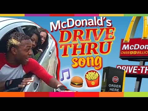 McDonalds Drive Thru Song by Todrick Hall