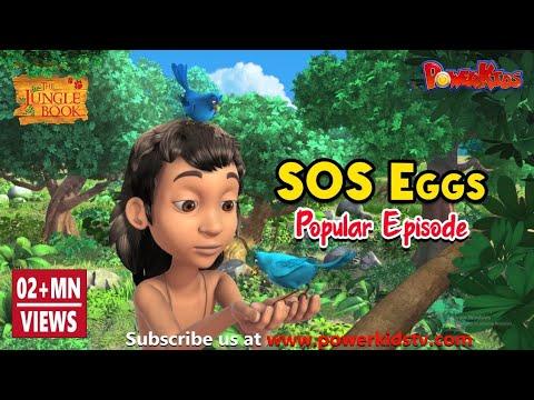 Jungle book Season 2 Episode 15 SOS Eggs
